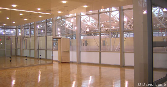Multipurpose Room - Kenyon Athletic Center - Kenyon College